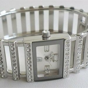 NEW Victoria Wieck Beverly Hills Crystal Watch